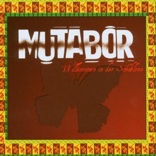 mutabor - schablone stretch