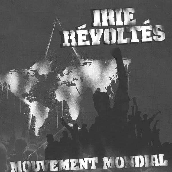 irie revoltes - mouvement mondial bw