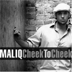 maliq - cheek to cheek bw