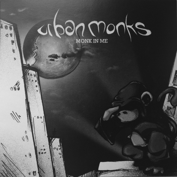 urban monks - monk in me bw